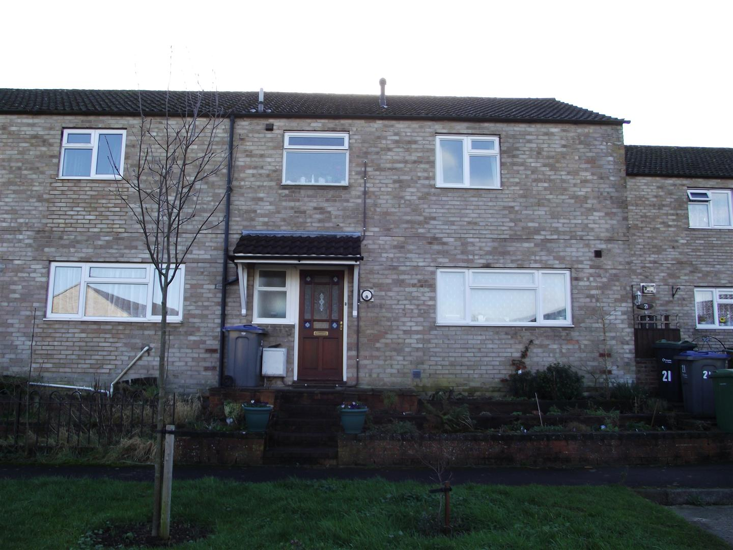 3 Bedrooms Terraced House for sale in Woodroffe Square, Calne